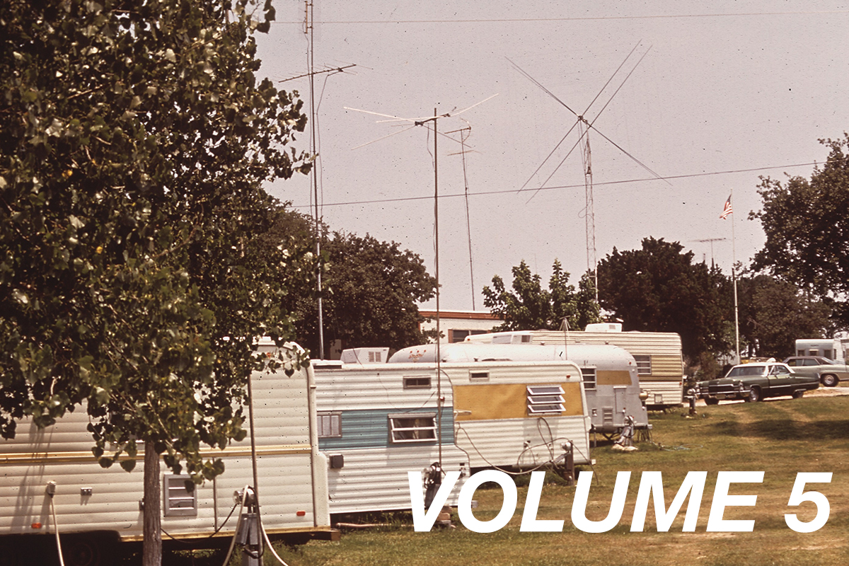 Trailer Park Quarterly, Volume 5