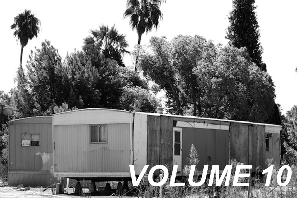 Trailer Park Quarterly, Volume 10